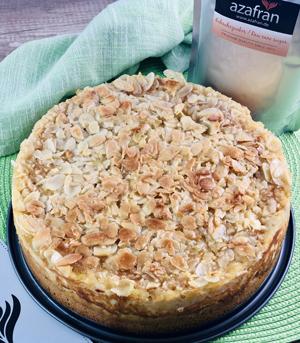 Apfel-Käsekuchen-Tüte