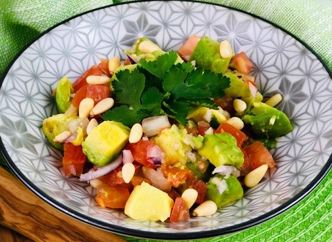 Avocado-tomaten-salsa