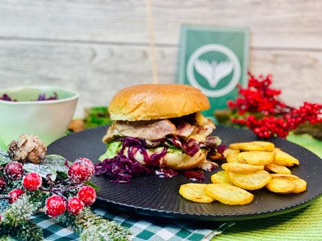 Brioche-Burger-mit-Entenbrust-Rotkohl-Camenbert-Rezept-1