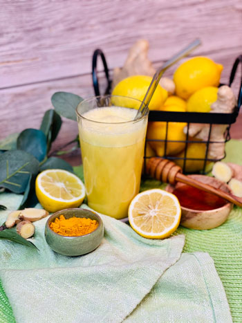 Buttermilch-Shake-mit-Zitrone-und-Ingwer-Rezept-3