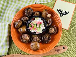 Champignons aus dem Ofen 2 mini