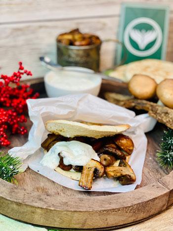 Champignons-wie-vom-Weihnachtsmarkt-Rezept-2