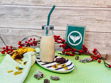 Dattel-Bananen-Milch-mit-Gewürzen-Rezept-1