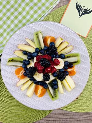 Fruchtteller mini