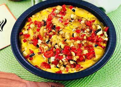 Gemüse-Tortilla 1 Beitragsbild