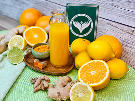 Ingwer-Kurkuma-mit-Orange-Shot-Rezept-3