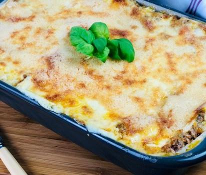Lasagne- Rezept