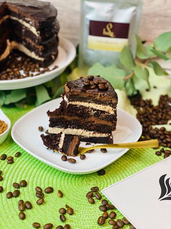 Leckere-Kaffee-Torte