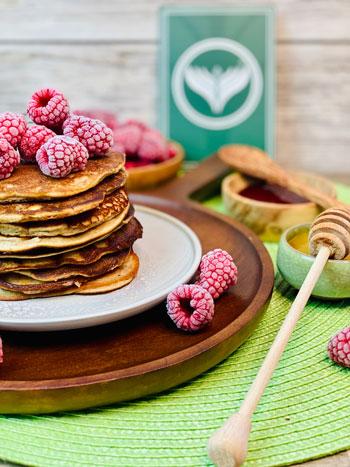 Pancake-Rezept