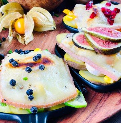 Raclette Gemüse