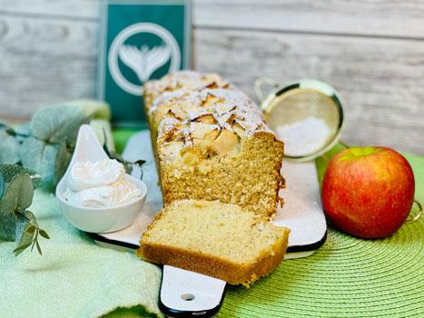 Sandkuchen-mit-Apfelhaube-Rezept-3