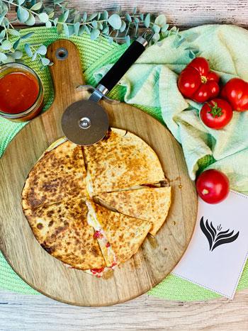 Schnelle_Quesedillas-mit-Käse-Tomate-Rezept