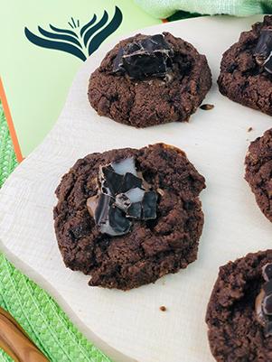 Schoki-Minz.Cookies 1 Mini