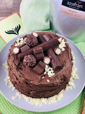 Schokoladentorte Tüte