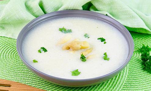 Spargelcreme-Suppe Beitragsbild
