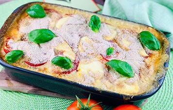 Tomaten-Lasagne mit Knusperhaube 2 Beitragbild
