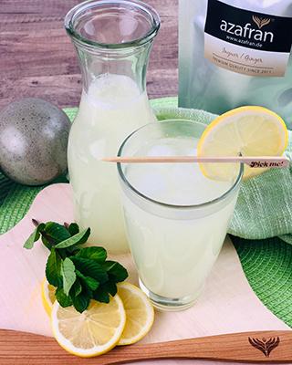 Zitronen Limonade Tüte2