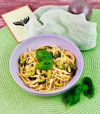 Zucchini Cabonara2