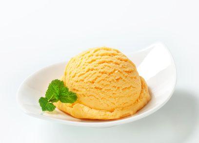 Orangen Sorbet