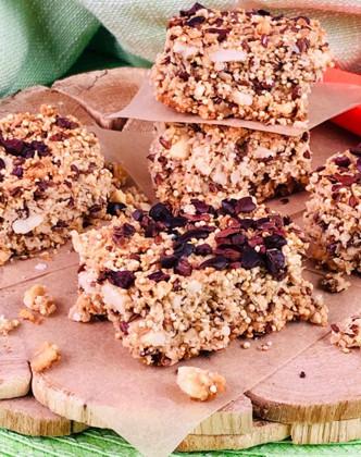 quinoa squares