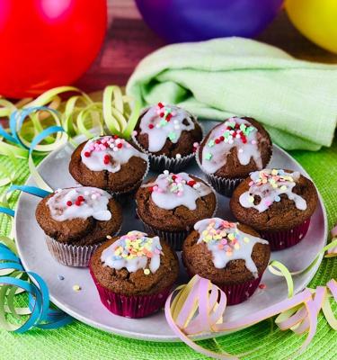 schoko-muffins-fasching