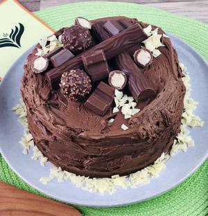 Schokoladentorte Beitragsbild