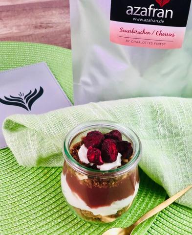 schwarzwälder dessert rezept
