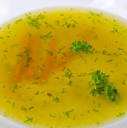 Thumb Hühnersuppe