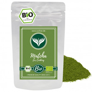 BIO-Matcha for cooking 50 Gramm