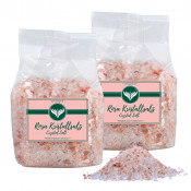 pinkes kristallsalz auch bekannt als himalaya salz rosa natursalz 1kg bis 10kg kaufen. Black Bedroom Furniture Sets. Home Design Ideas